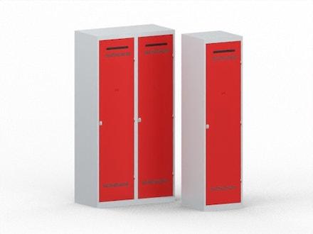 Fire brigade locker