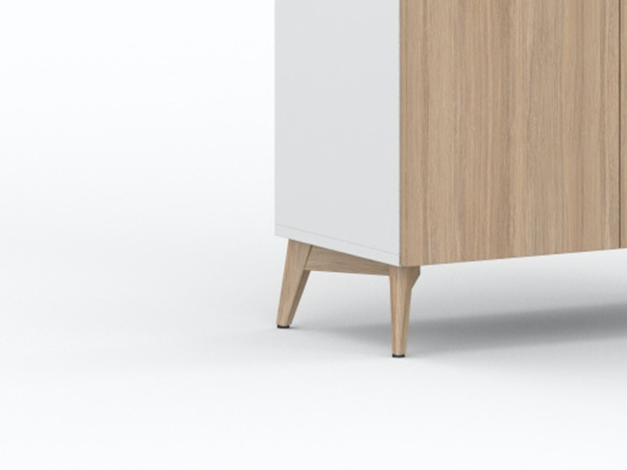 4 legs for cabinets K WOOD
