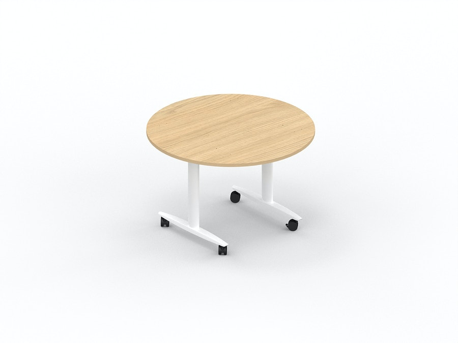 Round folding table MOVE