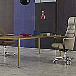 OKA COSMO Bezoekersstoel Bureaustoel