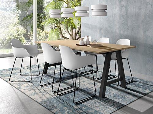 MENSA tables