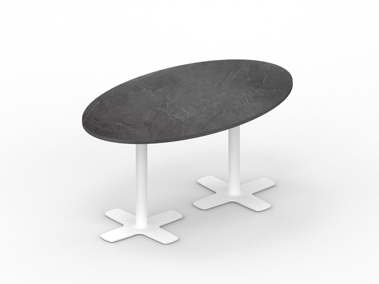 Ovale tafel STREAM LINE